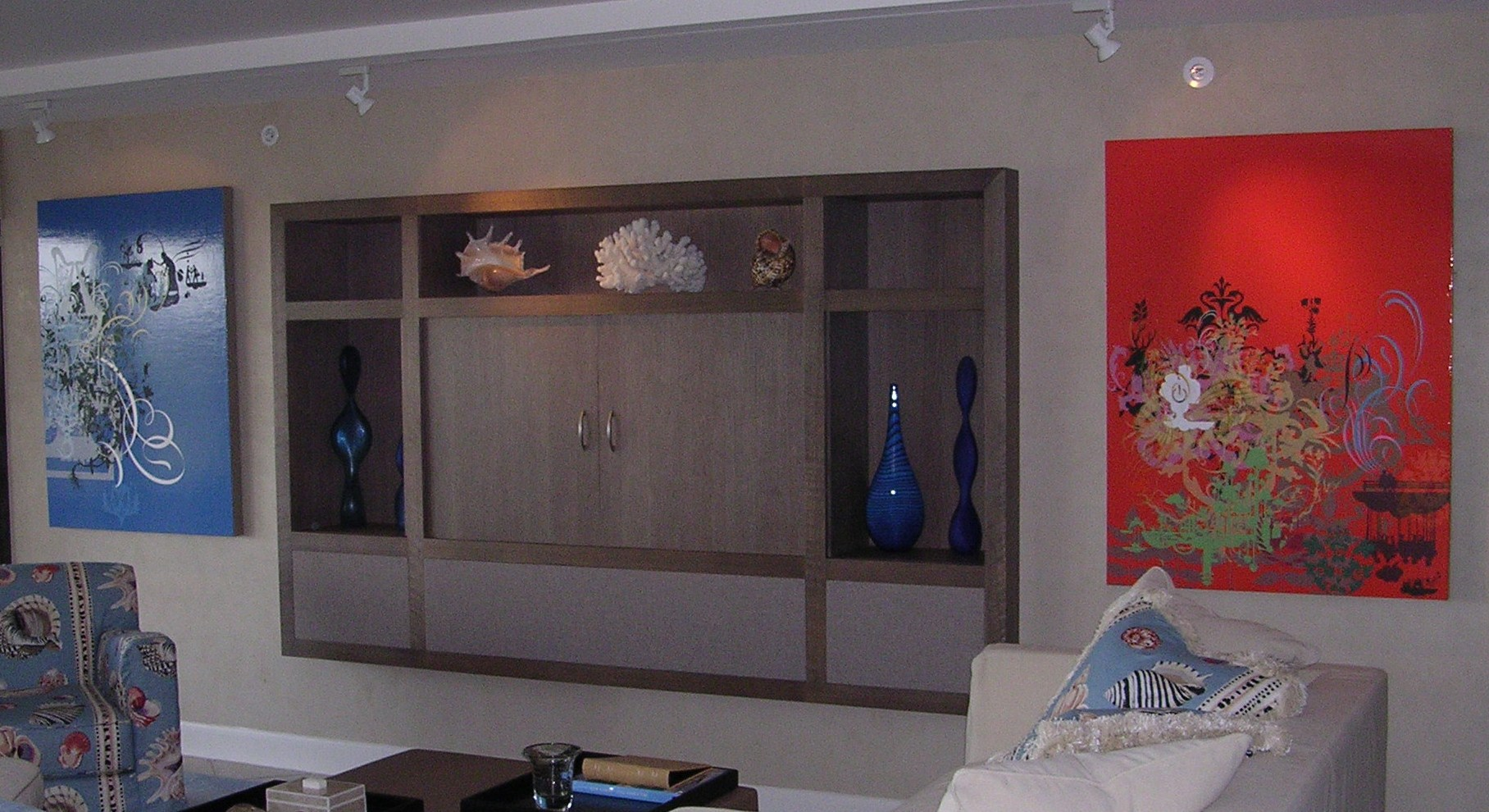 Wall Media Cabinet How To Use A Media Cabinet When Space Is Limited
