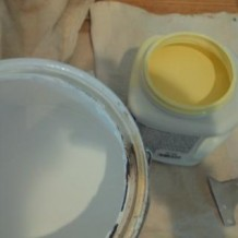 Selecting a paint color