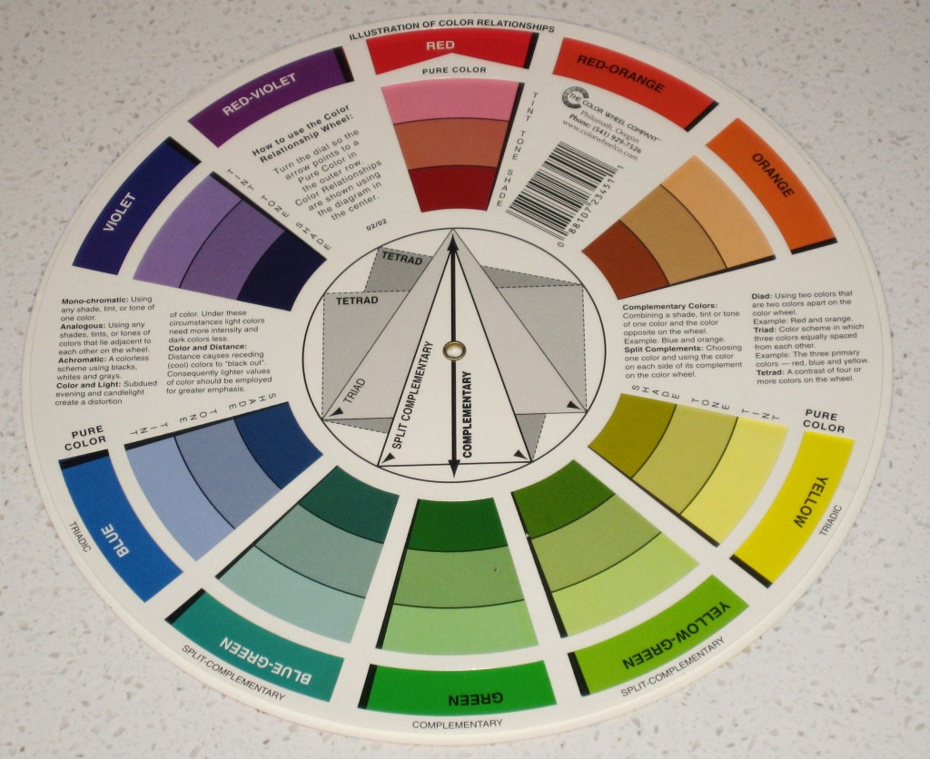 interior design easy color schemes