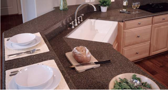 Best Kitchen And Bath Countertop Solid Surface Quartz