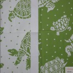 Scalamandre Reversible Outdoor Fabric For Patio Umbrellas