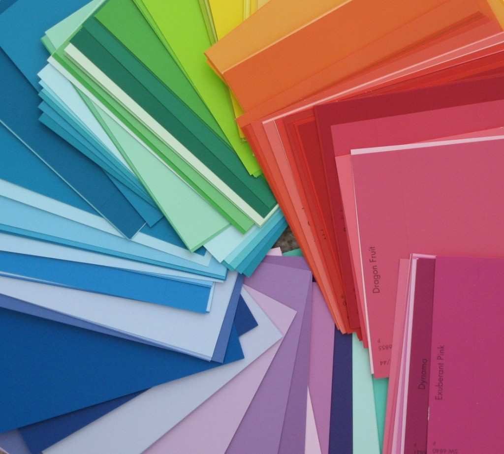 decorating 4 tricks for selecting paint color