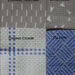 Plan For Spring – Outdoor Fabrics in Blue