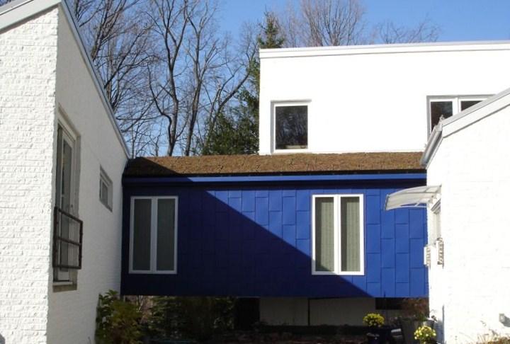Walkway - Live Roof