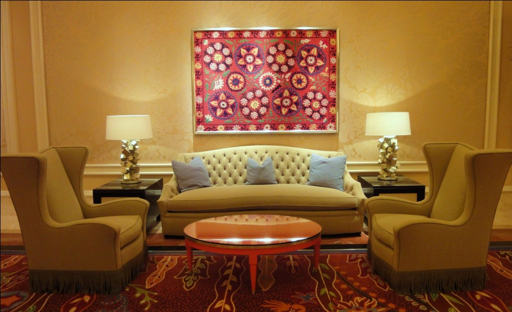 Examples of design priciples from encore las vegas for Room design to scale