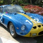 Getting Ready for 2011 Pebble Beach Concours d'Elegance