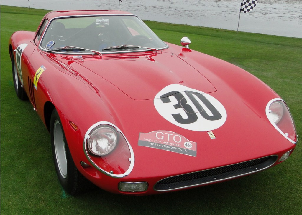 1964 Ferrari 250 Gto 64