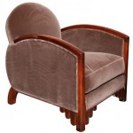 Vintage or New – Art Deco Seating is Hot