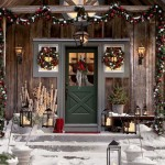 Start the Christmas Party at the Front Door