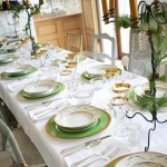 How to Dress the Holiday Table for Impact