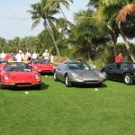 Ferrari Modernism at The Cavallino Classic