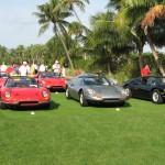 Ferrari Modernism at The Cavallino Classic