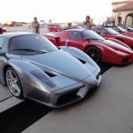 Ferraris Occupy Jet Aviation in West Palm Beach