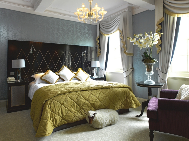 the-goring-london bedroom