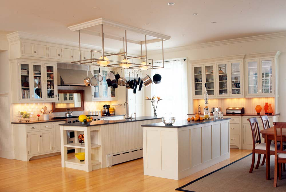 The classic white kitchen for Are white kitchen cabinets still in style