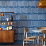 Retro Wallpaper Makes Walls Come Alive