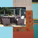 Get Your Orange Fix Outdoors With Fabric