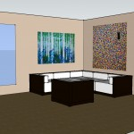 Have A Viewpoint When Placing Artwork