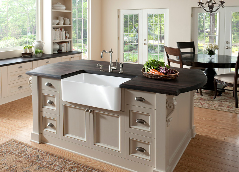 Blanco Farmhouse Sink : New Blanco Farm Sink For Contemporary Kitchens