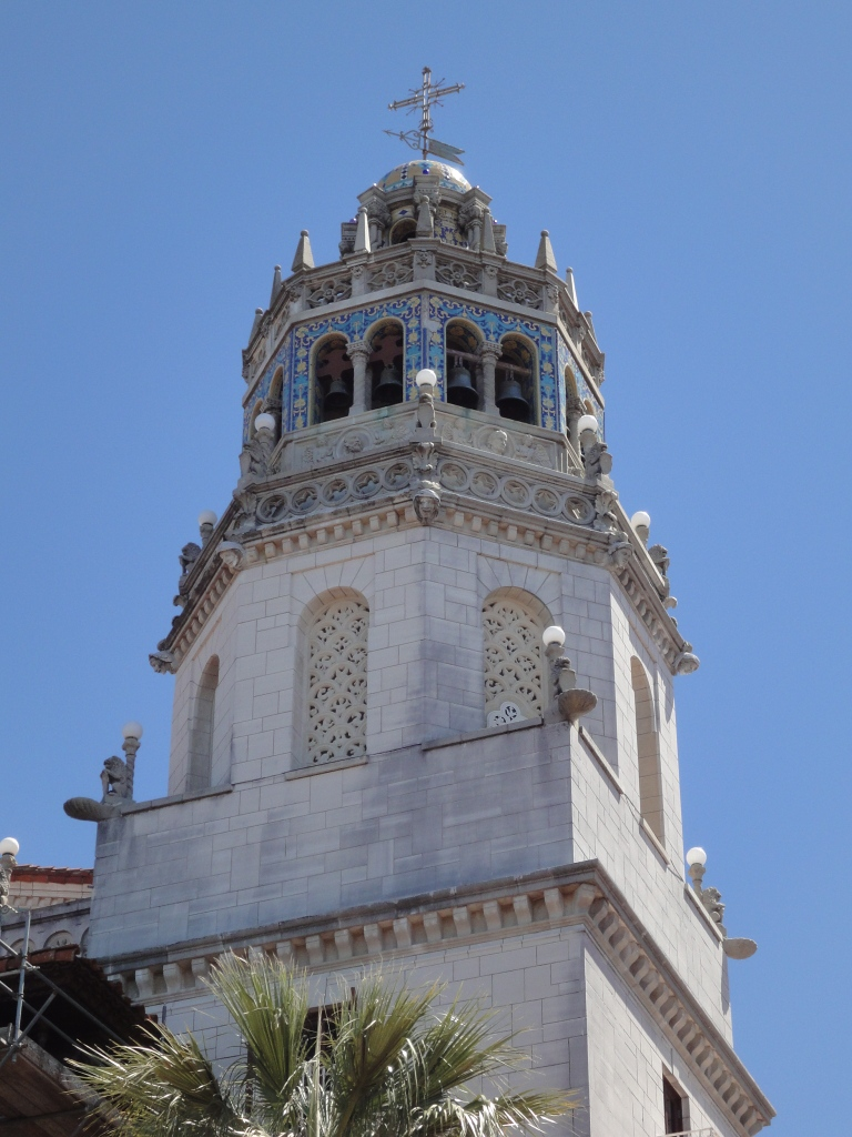 Celestial Tower at Hearst Castle