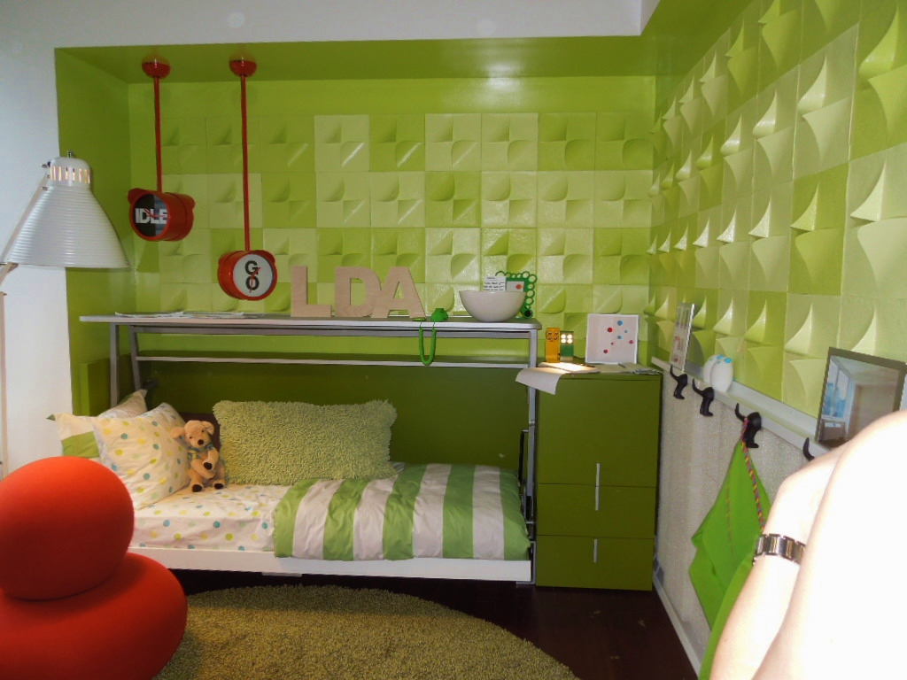 Lime green bedroom walls viewing gallery - Lime green walls in bedroom ...