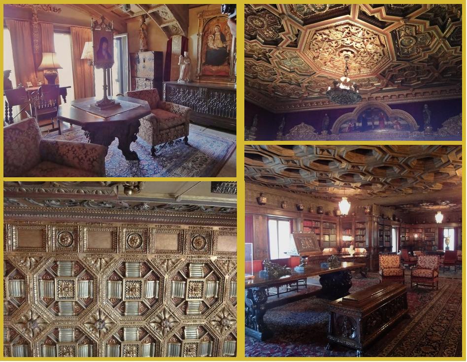 Hearst Castle Interiors