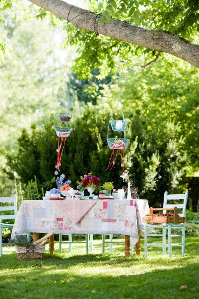Get The Hottest Garden Party Ideas Online