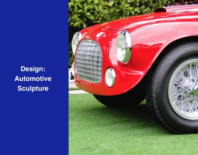 Automotive Sculpture