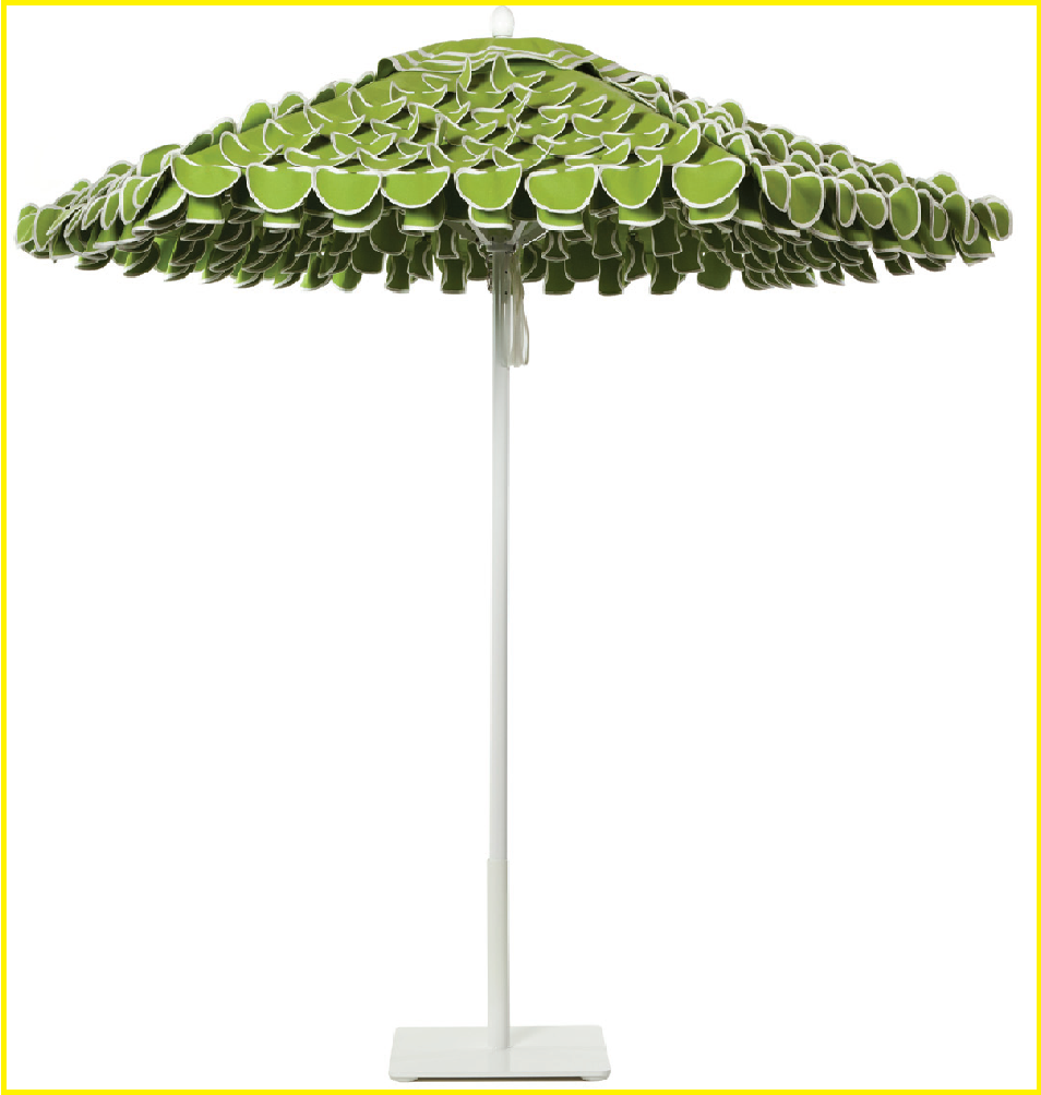 Lovely Known For Infusing Style And Substance Into Backyards Coast To Coast, Santa  Barbara Umbrella Will Ensure You Not Only Stay Cool ...