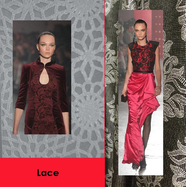 Jason Wu Fashion and Lace