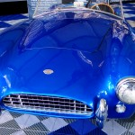 Shelby Cobras Take Center Stage at Monterey