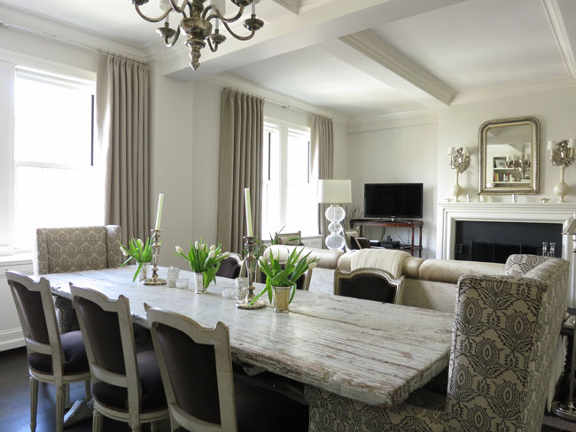 Modern Dining Rooms 2012 components of the modern dining room