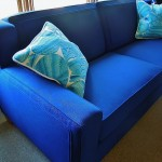 Two New Sofas Equal One Happy Client