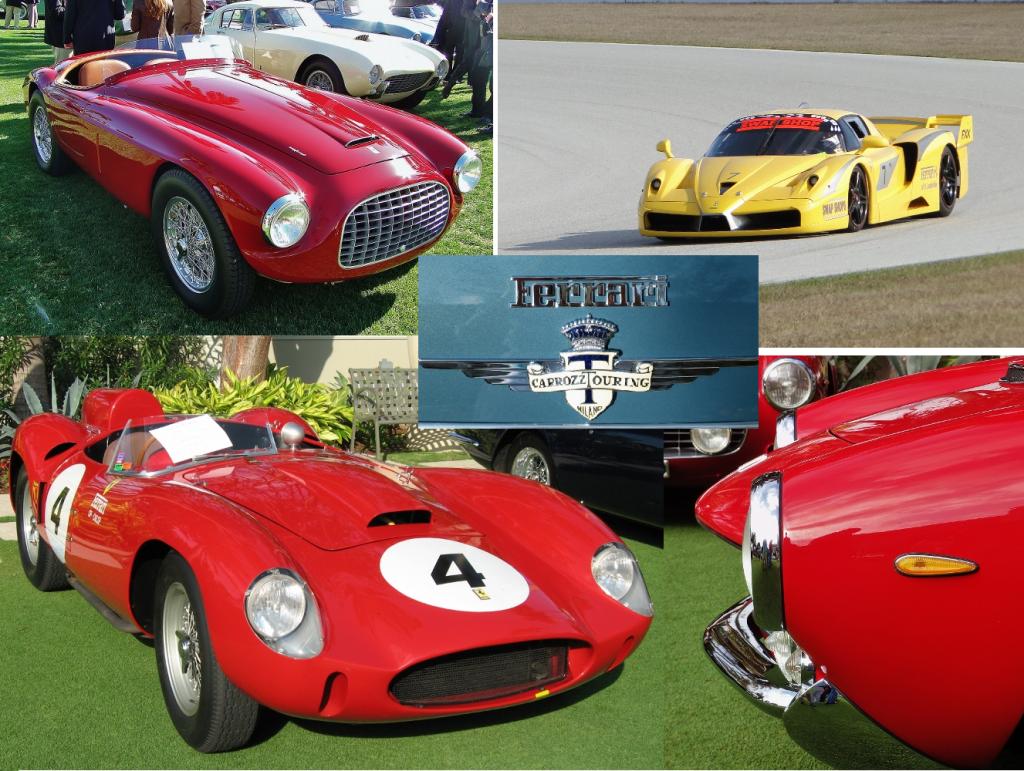 Ferrari Cavallino Classic