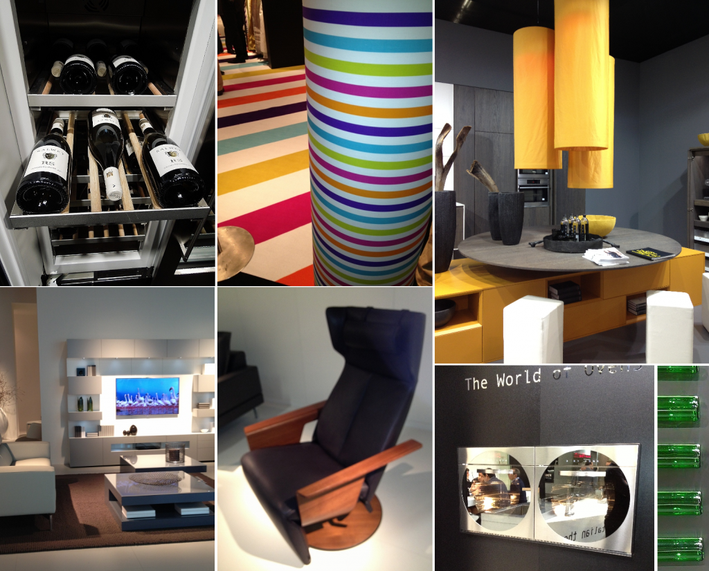 IMM Cologne collage