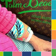 Palm Beach Louis Vuitton and color
