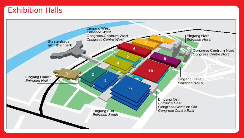 imm exhibition halls