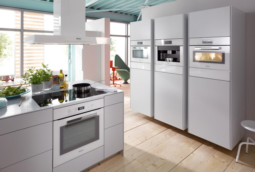 Miele Generation 6000 Appliances in Kitchen