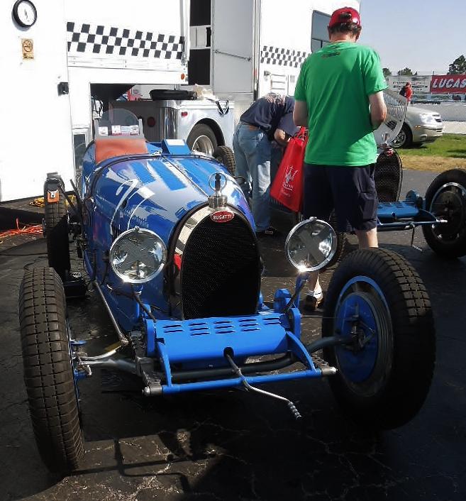 Vintage Bugatti