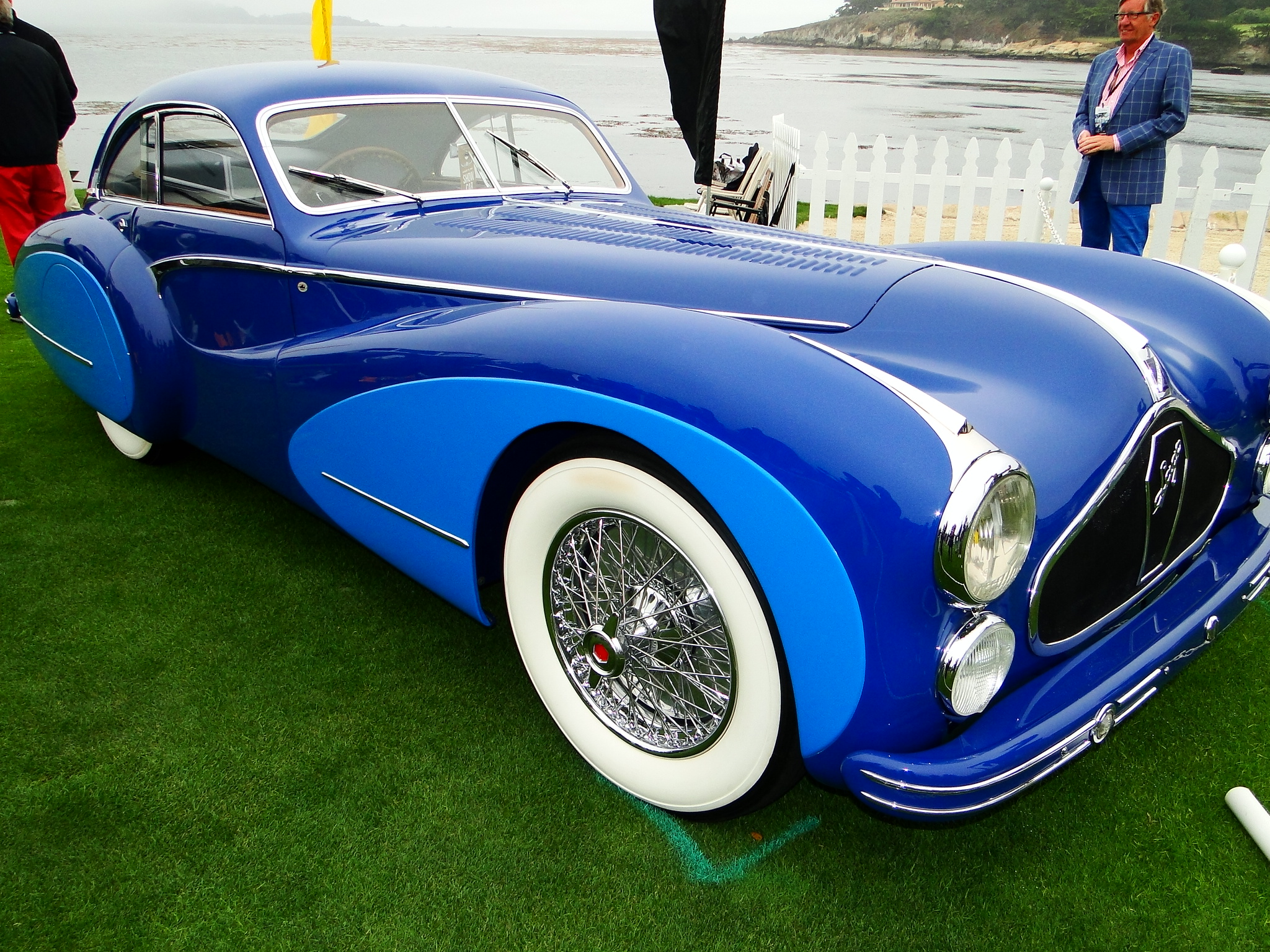 1948 Talbot Lago Grand Sport Coupe