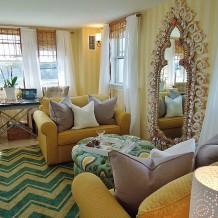 Palm Beach Style living room