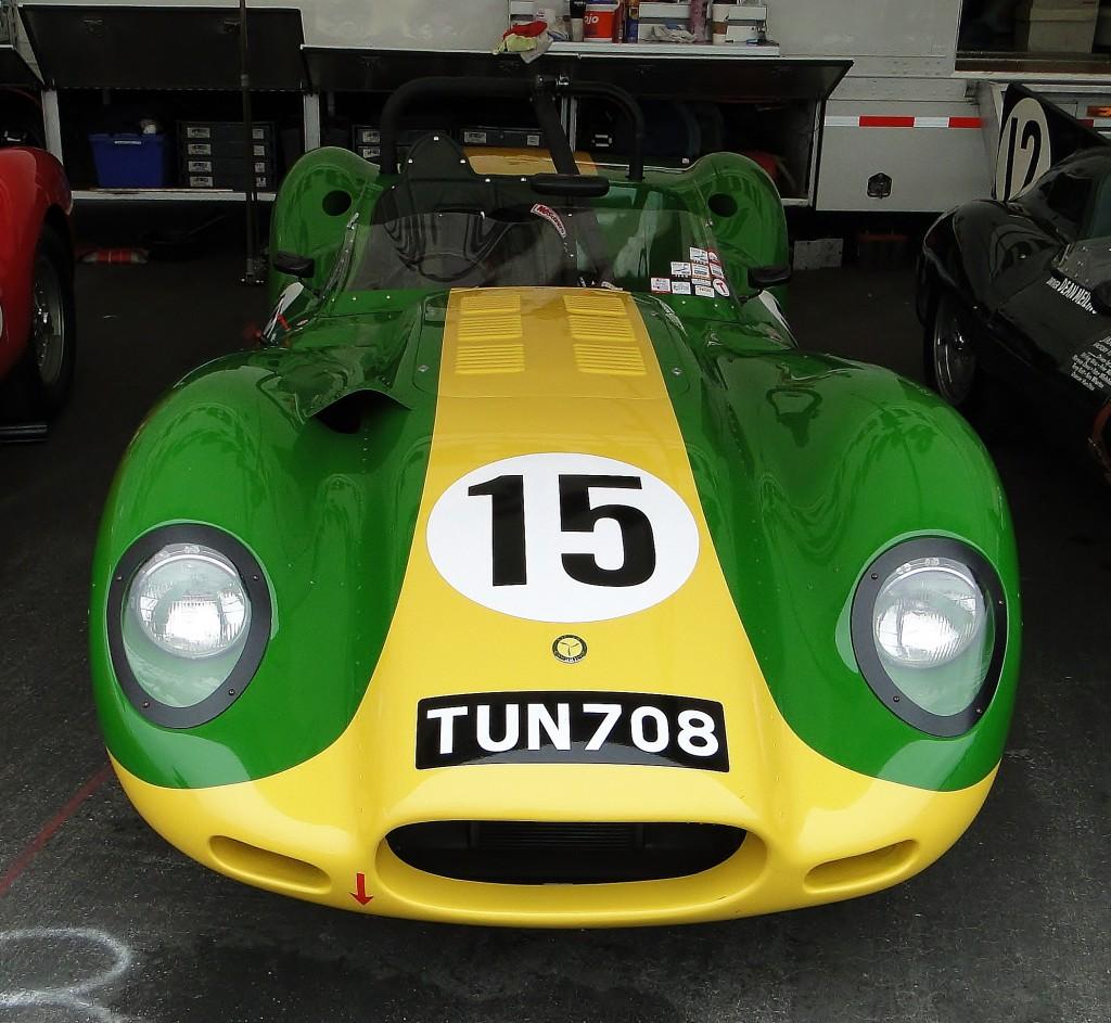 Lister Racecar