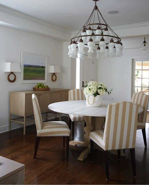Lynn Morgan Design  - dining room
