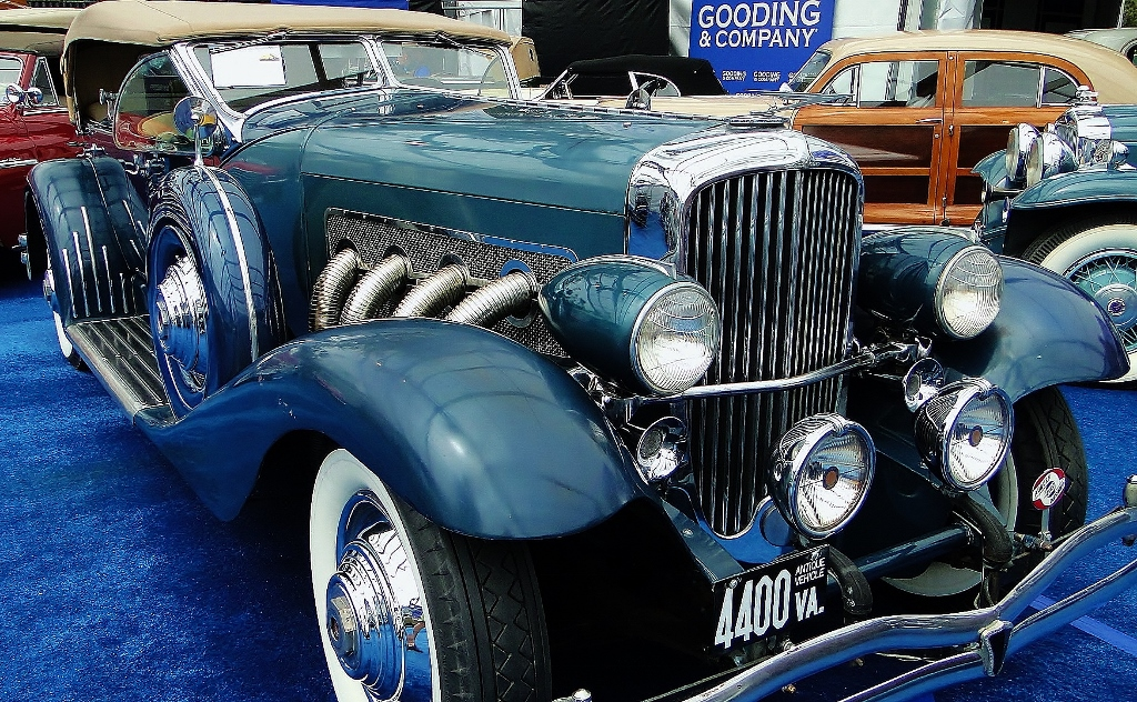 Great 1920s Cars From The Gatsby Era