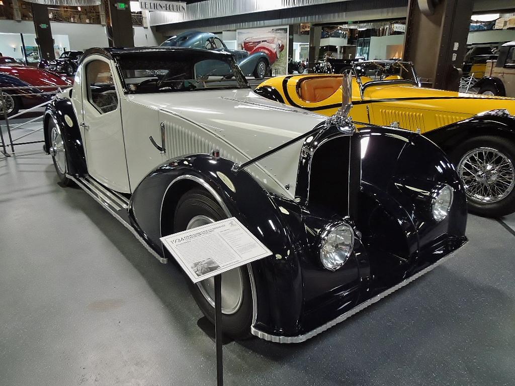1934 Voisin Type C27 Aerosport