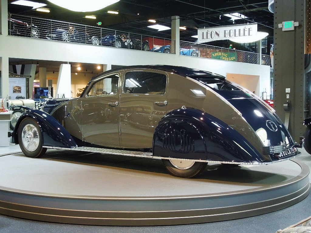1935 Voisin Type C25 Aerodyne