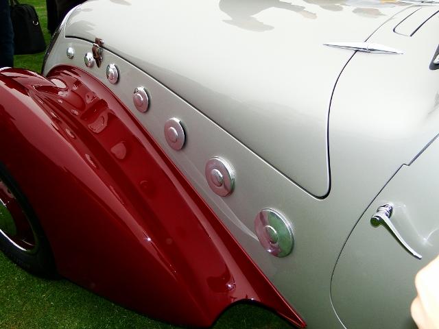 1937 Peugeot 302 DarlMat Cabriolet