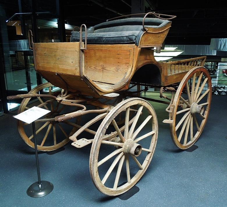 Bugatti Carriage