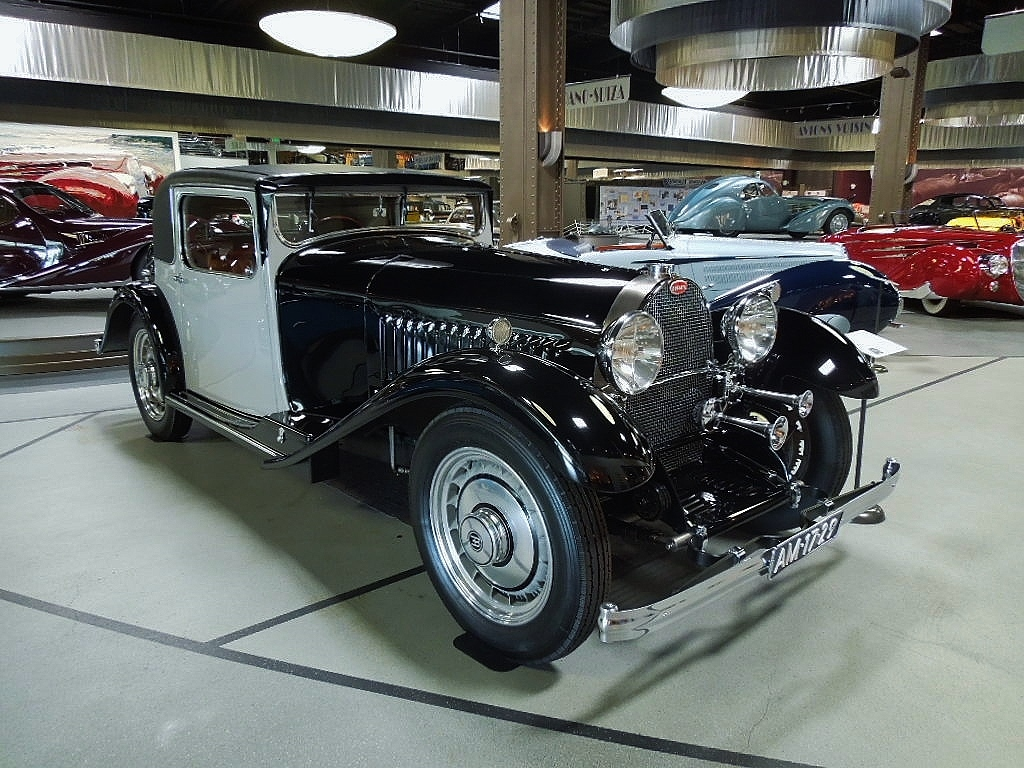 Bugatti Type 50 s