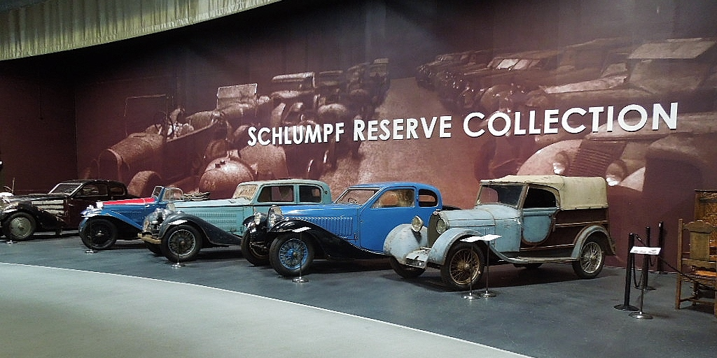 Schlumpf Reserve Collection